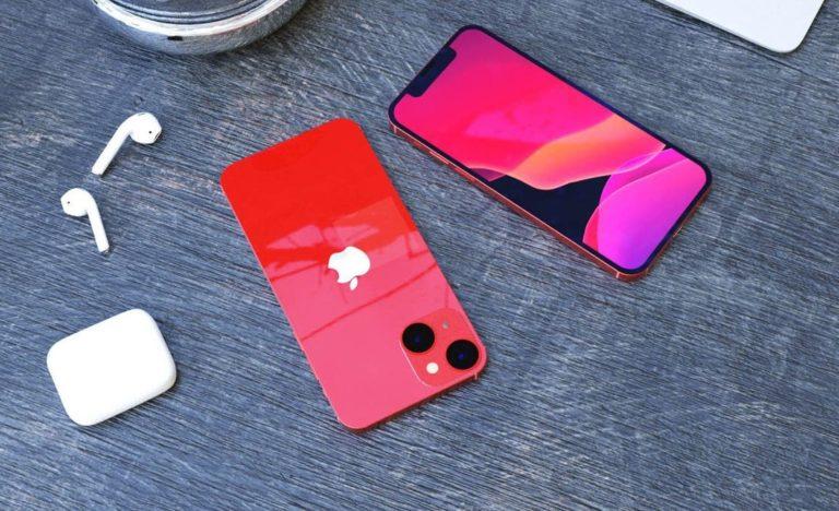 Первые реалистичные изображения iPhone 13