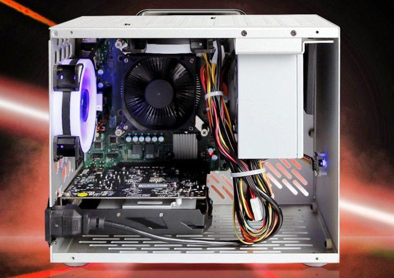 Китайцы выпустили компьютер на процессоре от Xbox Series X с отключенным видеоядром