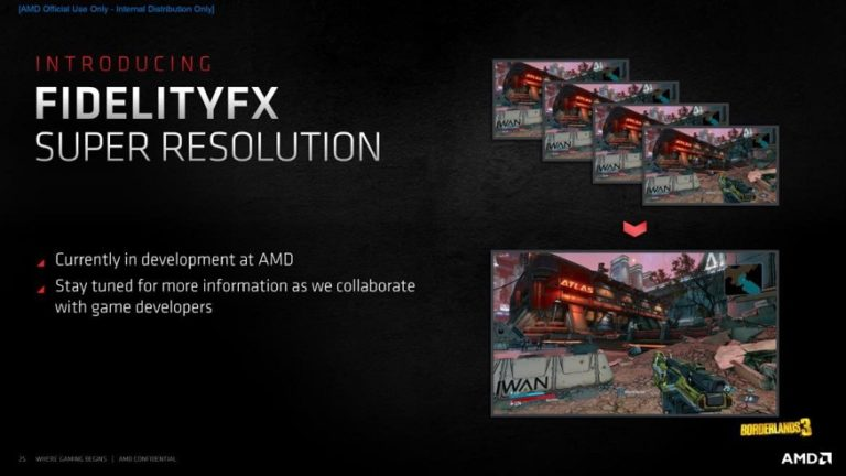 AMD патентует аналог NVIDIDA DLSS