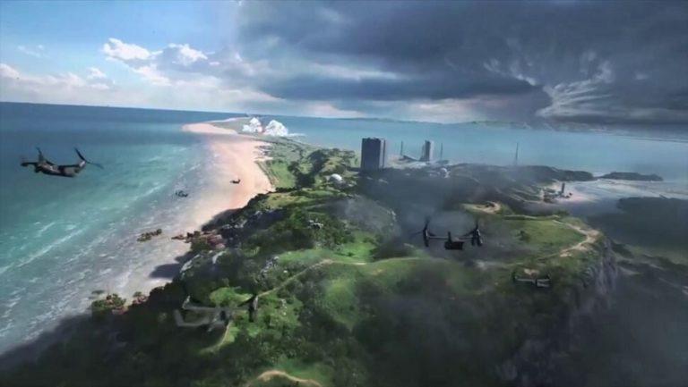В сеть слили трейлер Battlefield 6