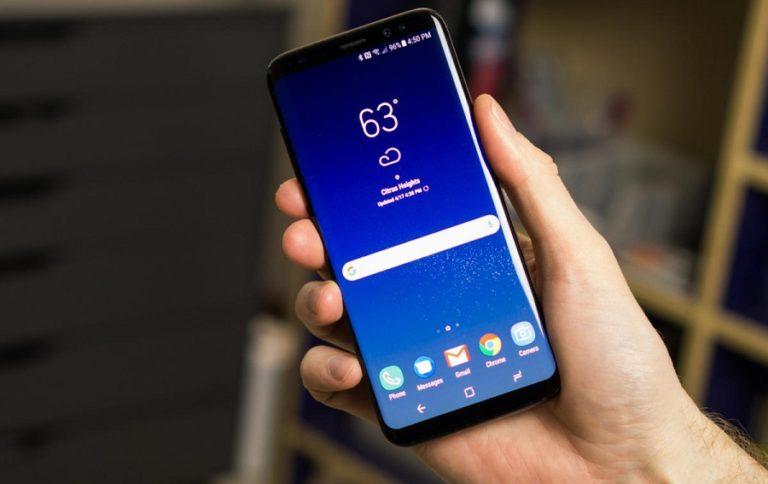 Samsung прекратила поддержку смартфона Galaxy S8