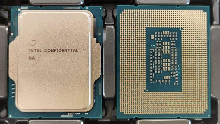 Инженерный образец перспективного CPU Intel Alder Lake засветился в тесте Geekbench
