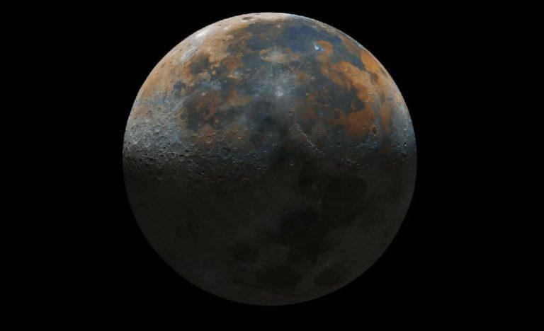 16ти летний астроном — любитель сделал фото Луны высочайшего качества