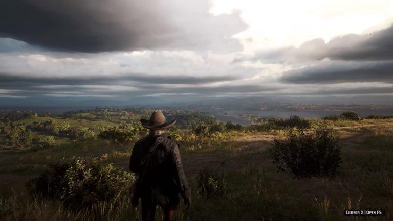 Графику Red Dead Redemption 2 «прокачали» до фотореализма