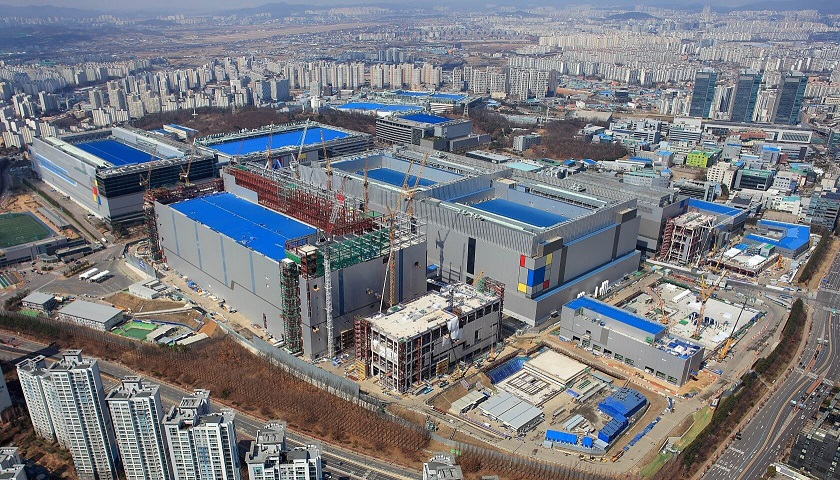 Южная Корея инвестирует 450 миллиардов долларов в развитие кремниевой отрасли