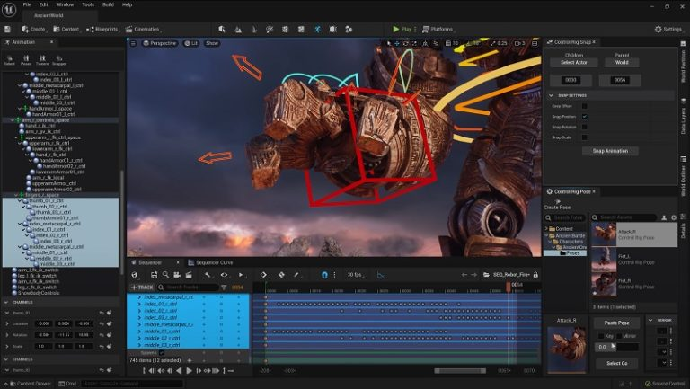 Новейший «движок» для разработки игр Unreal Engine 5 поступил в ранний доступ