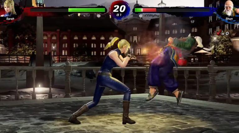 Sega переиздаст на PS4/5 олдскульный файтинг Virtua Fighter 5
