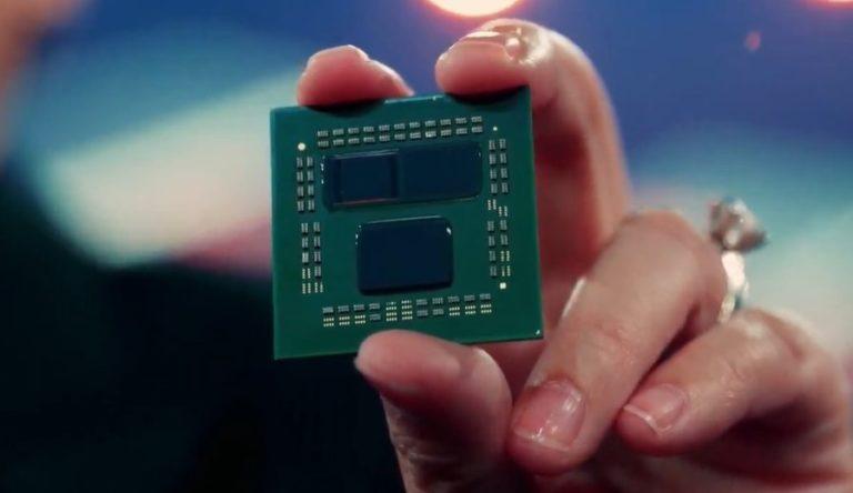 AMD показала Ryzen 9 5900X с 3D V-Cache. Суммарный объём кэш L3 — 192 мегабайта