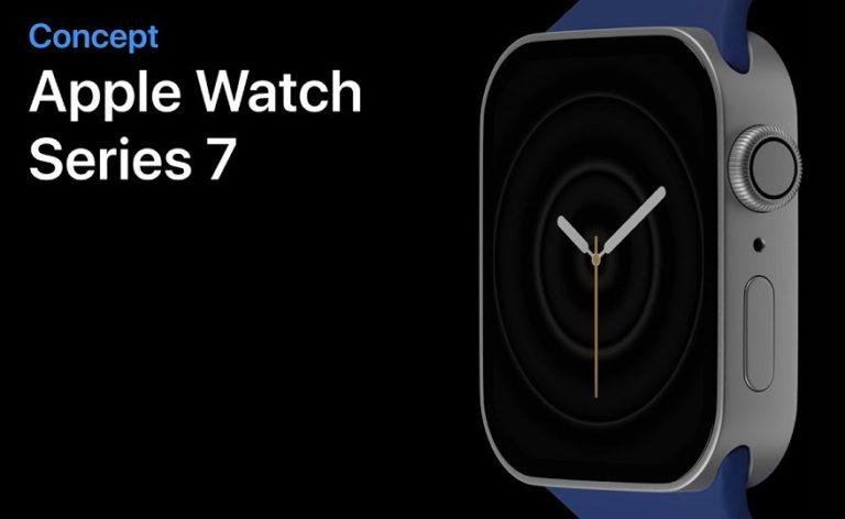Apple Watch 7 получат переработанную начинку и увеличенное время работы