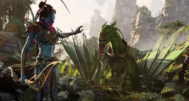 Ubisoft анонсировала игру Avatar по мотивам одноимённого фильма