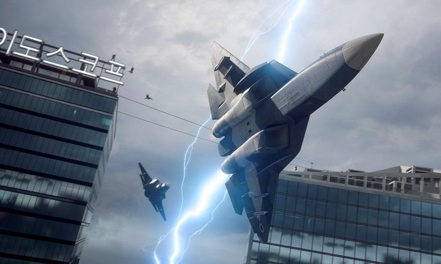 Electronic Arts официально анонсировала Battlefield 2042