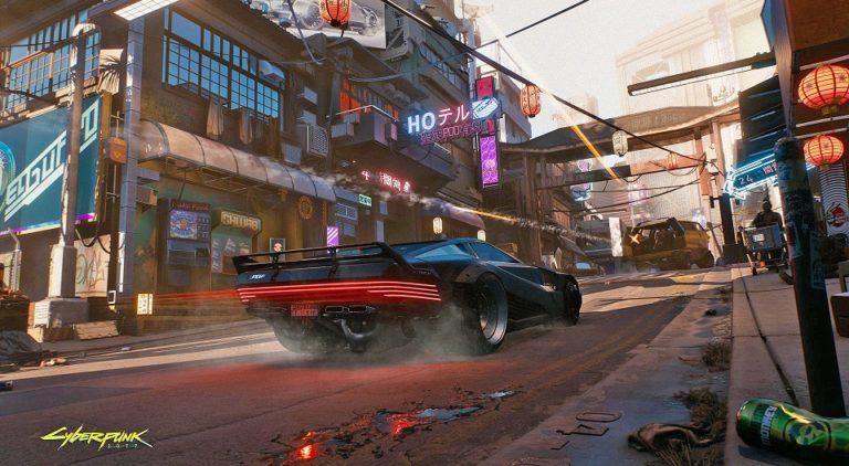 Cyberpunk 2077 получил новый патч и готовится вернуться в PS Store