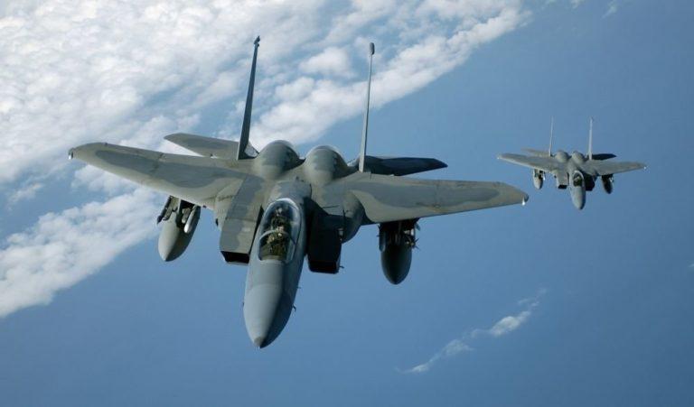 Лётчики США захотели больше «устаревших» тяжёлых F-15, а русские лёгких истребителей