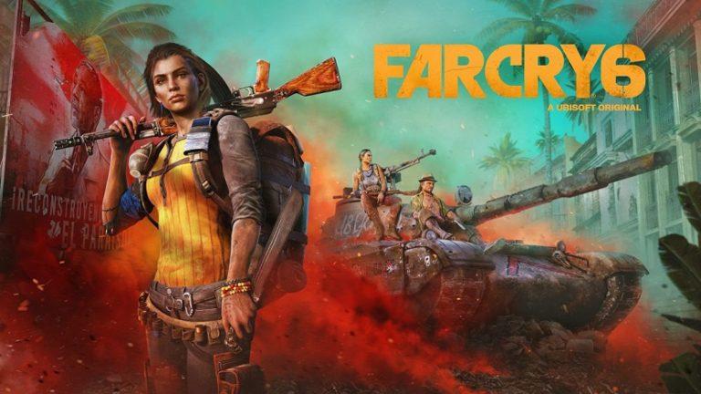 Ubisoft показала геймплей Far Cry 6 и объявила дату премьеры