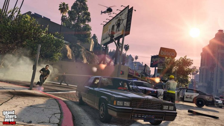 До конца года пользователям консолей PS3 и Xbox360 закроют доступ к GTA Online
