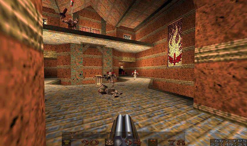 Оригинальный Quake празднует 25ти летний юбилей и готовится к переизданию