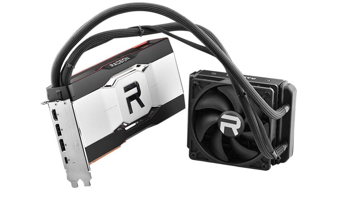 AMD выпускает новую мощную видеокарту — Radeon RX 6900 XT LC
