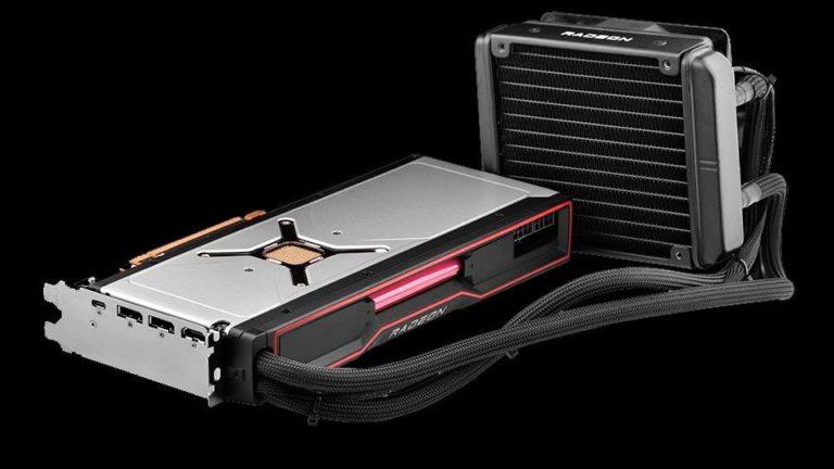 AMD официально представила Radeon RX 6900 XT Liquid Cooled