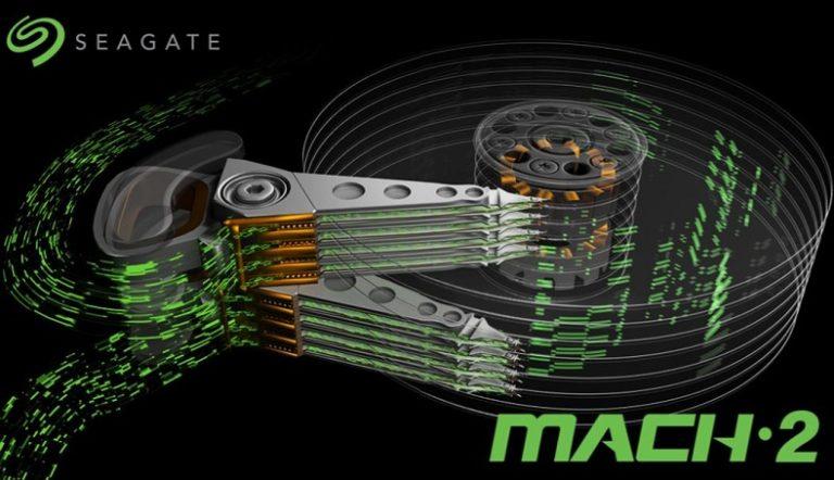 Seagate выпустила очень быстрый HDD жёсткий диск