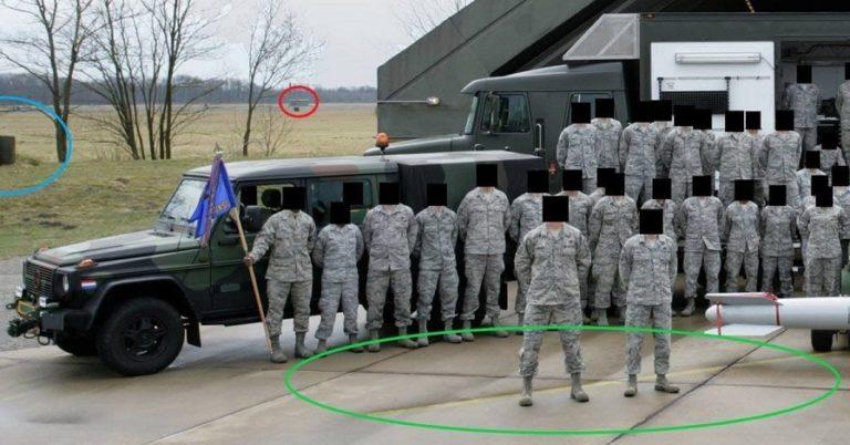 Американские военные случайно рассекретили местоположение хранилища атомных бомб в Европе