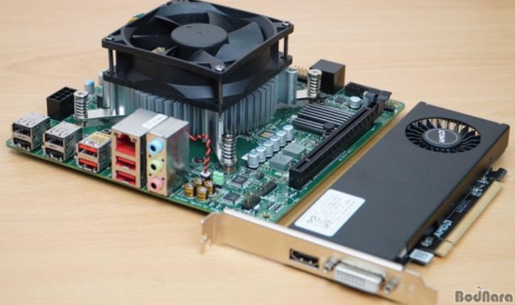 На базе отбракованных консольных AMD 4700S будет создан целый перечень решений