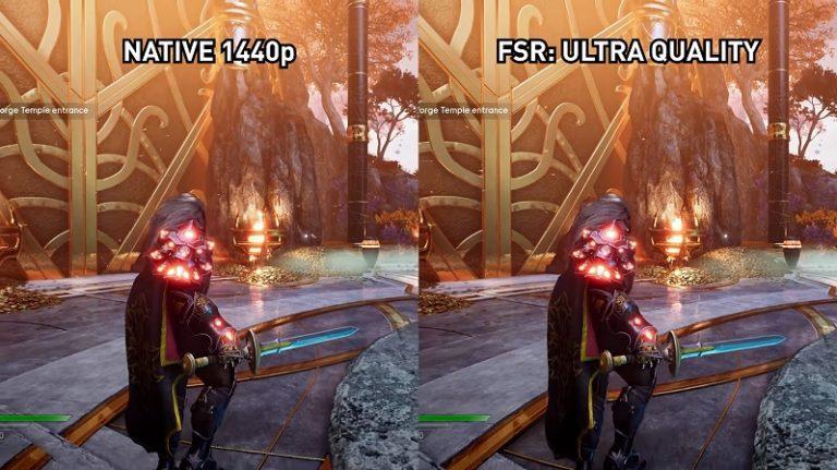 Новые тесты подтверждают эффективность ускорения видеокарт с помощью технологии AMD FSR