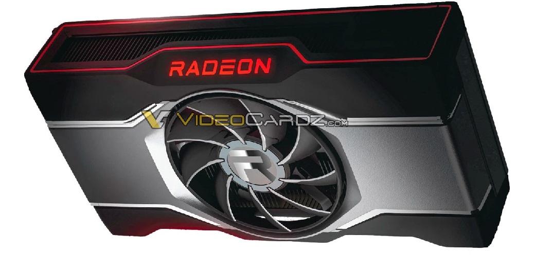 AMD в ближайшее время представит Radeon RX 6600 и RX 6600 XT