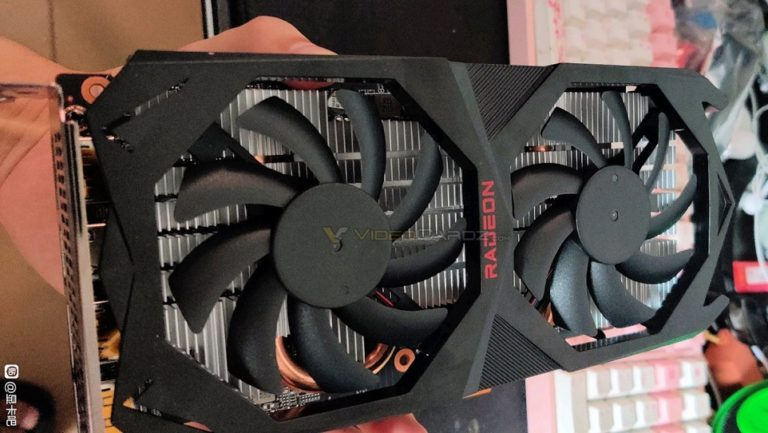 В сети засветился Radeon RX 6600 XT