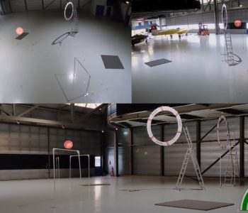 Квадрокоптер под управлением ИИ впервые победил человека к гонке дронов
