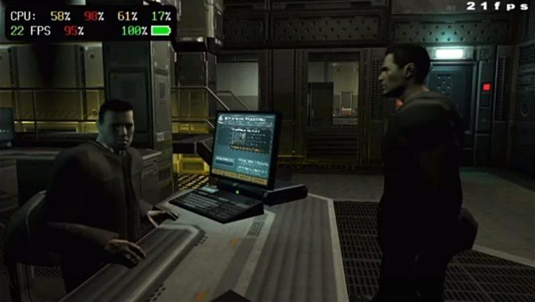 DOOM 3 портировали на PS Vita