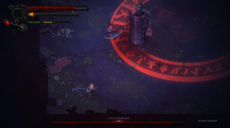 Авторы идейной наследницы Dark Souls — игры Eldest Souls кратко рассказали её суть в мультфильме
