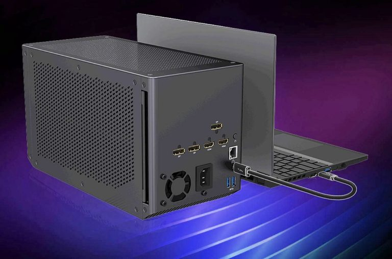 Gigabyte выпустила внешнюю видеокарту GeForce RTX 3080 Ti