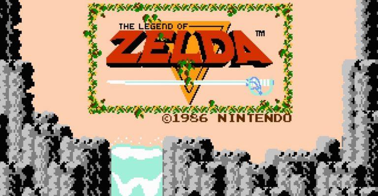 Новый рекорд: NES картридж The Legend of Zelda продан на аукционе за 870 тысяч долларов