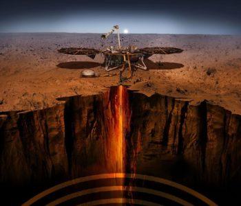 Американские учёные рассказали о внутренней структуре Марса