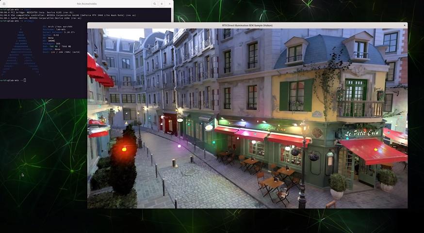 Nvidia показала совместимость процессора Arm и видеокарты GeForce RTX 3060 в играх