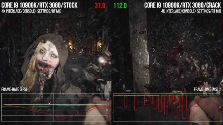 Разработчики повысили производительность Resident Evil Village и добавили поддержку AMD FidelityFX Super Resolution
