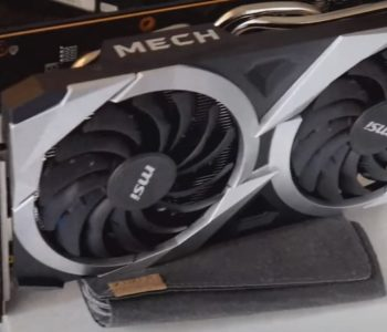 Энтузиаст «подружил» AMD Radeon RX 6700 XT с процессорной платформой RISC-V