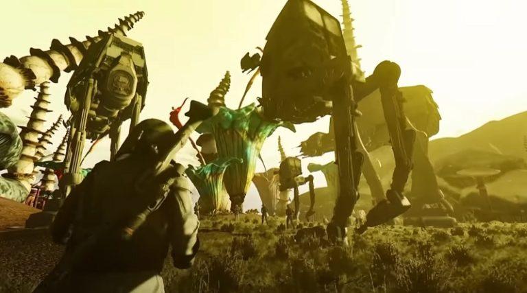 Моддеры создают ММО игру из вселенной «Звёздные войны» на движке Fallout: New Vegas