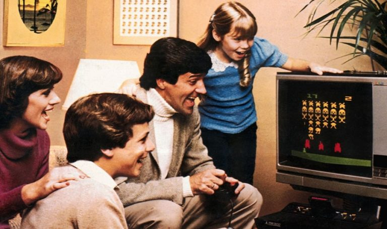 У 53% семей США есть игровая консоль