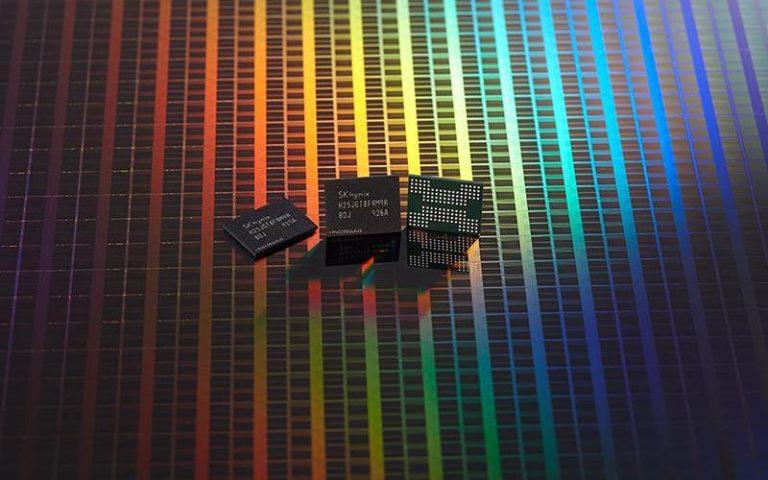 SK Hunix готовит к выпуску чипы памяти на улучшенном 10нм техпроцессе