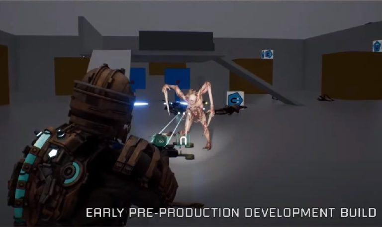 Авторы переиздания Dead Space впервые показали геймплей новой игры