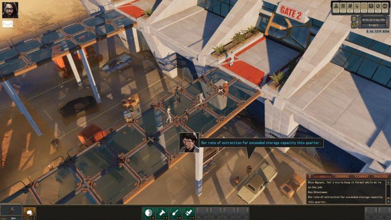 7 сентября выходит Encased — изометрическая RPG в стиле Fallout 1&2