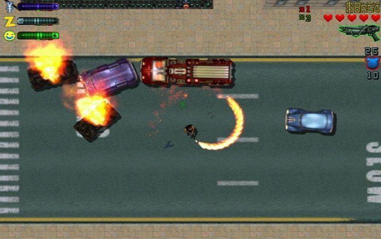 История создания первых трёх частей легендарной серии игр Grand Theft Auto (GTA)