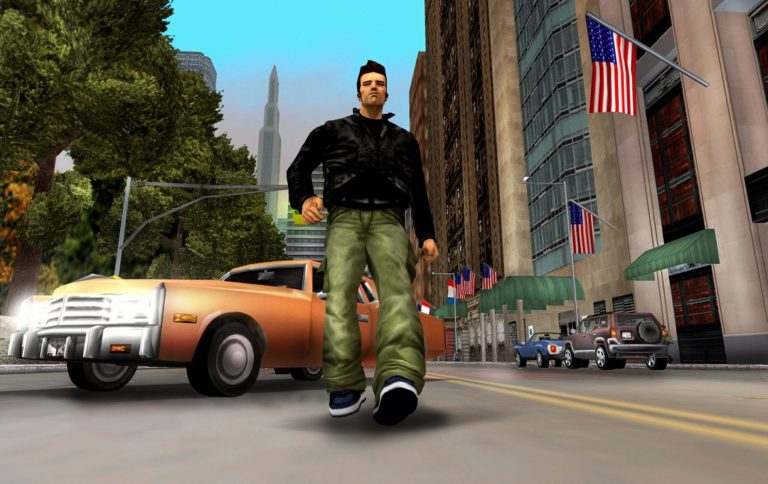 Rockstar переиздаст GTA III, Vice City и San Andreas