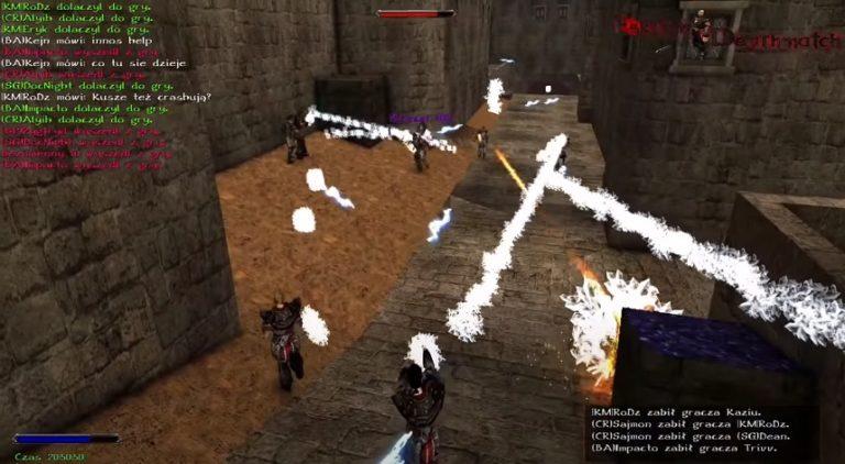 Команда польских моддеров выпустила Gothic 2 Online