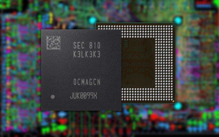 Обнародована спецификация мобильной оперативной памяти LPDDR5X
