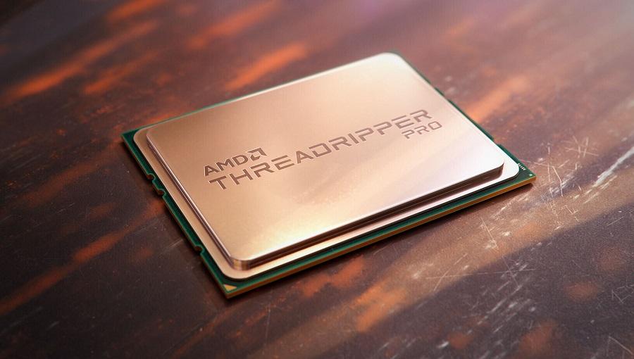 В Интернет впервые официально «засветились» процессоры AMD Ryzen Threadripper PRO 5945WX и 5995WX