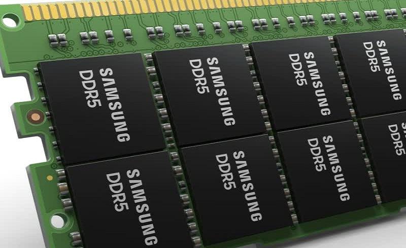 Samsung разработала модуль памяти DDR5-7200 ёмкостью 512 гигабайт