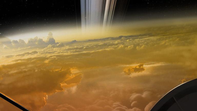 Исследователи NASA впервые заглянули «внутрь» Сатурна