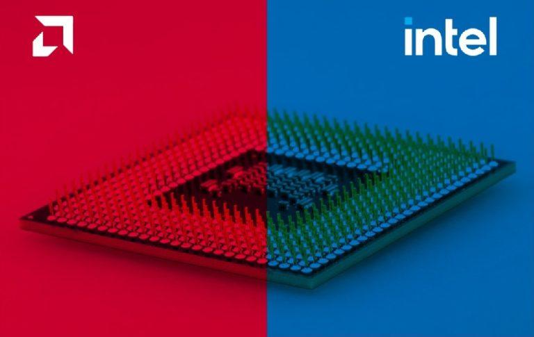 AMD и Intel начинают новый виток острейшей борьбы за серверный рынок